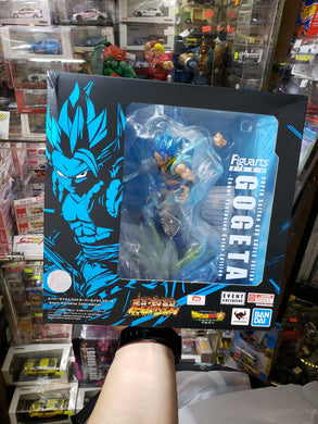 Bandai S.H.Figuarts Zero Dragon Ball Super Saiyan God Gogeta Hong Kong Pop Up Event Exclusive SDCC 2019 ( Free Shipping Worldwide !!! )