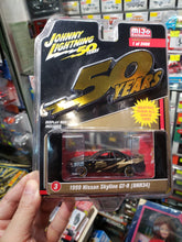 Load image into Gallery viewer, Johnny Lightning 1/64 #3 1999 Nissan Skyline GT-R BNR-R34