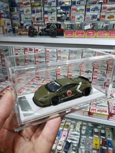 LB Works Performance 1/64 Lamborghini Huracan Zero Fighters Resin Made Model