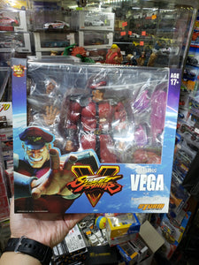 Storm Collectibles 1/12 Street Fighter V Dictator M Bison / Vega ( Free Shipping Worldwide !!! )