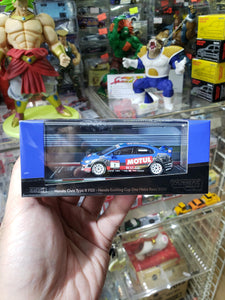 Tarmac Works 1/64 Honda Civic FD2 Exciting Cup One Make Race 2008 Malaysia Exclusive