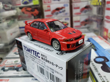 Load image into Gallery viewer, Tomica Limited Vintage 1/64 Neo Mitsubishi Lancer Evolution Evo GSR V LV-N187b TLV Tomytec Red