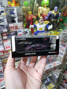 Peako 1/64 Apollo IE Purple Limited 1000 Pcs