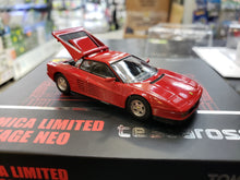 Load image into Gallery viewer, Tomica Limited Vintage Neo 1/64 Ferrari Testorossa Red Tomytec