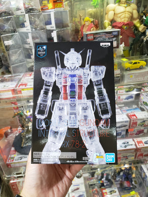 Bandai Banpresto Mobile Suit MS Gundam Internal Structure RX-78-2 - B Figure