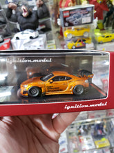 Load image into Gallery viewer, ignition Model ig 1/64 Pandem Toyota 86 V3 Orange Metallic 1752
