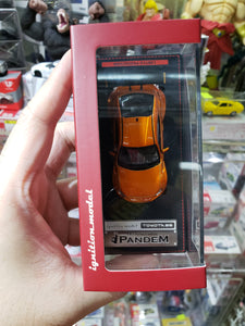 ignition Model ig 1/64 Pandem Toyota 86 V3 Orange Metallic 1752