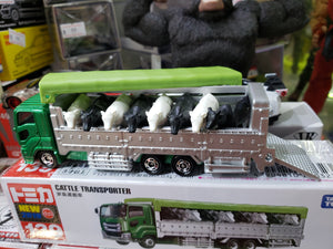 Tomy Tomica 2019 #139 Cattle Transporter