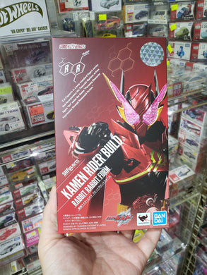 Bandai S.H.Figuarts Kamen Rider Build  Rabbit Rabbit Form