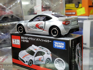 Takara Tomy Tomica Fuji Toyota 86 Style BRZ Official Car