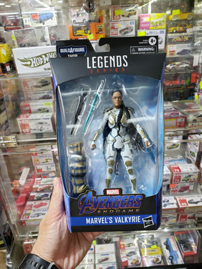Marvel Legends Built A Figure Valkyrie