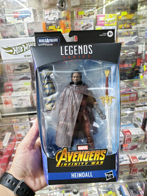 Marvel Legends Built A Figure Heimdall