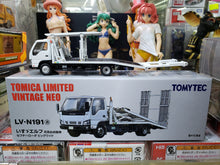 Load image into Gallery viewer, Tomica Limited Vintage 1/64 TLV Isuzu ELF Safety Loader Big Wide LV-N191a