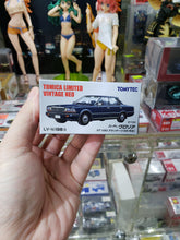 Load image into Gallery viewer, Tomica Limited Vintage 1/64 TLV LV-198b Nissan Gloria HT V20 Granage Blue