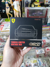 Load image into Gallery viewer, Tomica Limited Vintage Neo 1/64 Ferrari BB 512 Silver