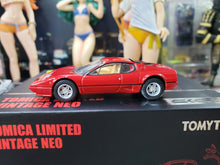 Load image into Gallery viewer, Tomica Limited Vintage Neo 1/64 Ferrari BB 512 Red