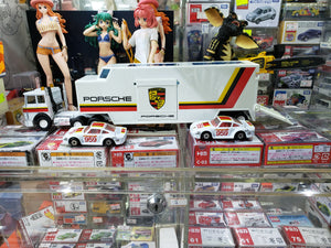Matchbox Superkings K-159 Porsche Racing Car Transporter