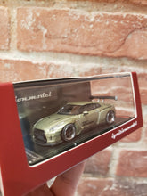 Load image into Gallery viewer, ignition Model ig 1/64 Pandem Nissan Skyline R35 Green Metallic 1748