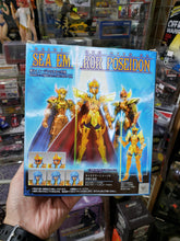 Load image into Gallery viewer, Saint Cloth Myth EX Saint Seiya God of Sea Poseidon Action Figure ( Free Shipping Worldwide !!! )
