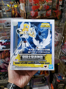 Bandai Saint Cloth Myth Cygnus Hyoga Saint Seiya Revival Version ( Free Shipping Worldwide !!! )