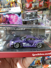 Load image into Gallery viewer, ignition Model ig 1/64 Pandem Toyota 86 V3 Purple Metallic 1755