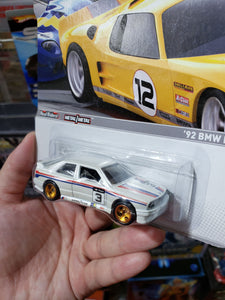 2012 HOT WHEELS RACING ROADRCR 92 BMW M3 Canada Only