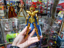 Load image into Gallery viewer, Bandai Saint Seiya Cloth Myth EX Gold Leo Aiolia Revival Version Action Figure ( Free Shipping Worldwide !!! )