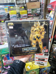 Bandai Saint Seiya Myth Cloth EX Taurus Aldebaran Action Figure Sealed 1st Edition - Brand New ( Free Shipping Worldwide !!! )