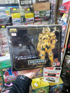 Bandai Saint Seiya Myth Cloth EX Taurus Aldebaran Action Figure Sealed 1st Edition - USED ( Free Shipping Worldwide !!! )