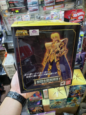 NEW Saint Seiya Myth Gold Cloth Virgo Shaka Ex Figure Bandai 1st Edition - Brand New ( Free Shipping Worldwide !!! )