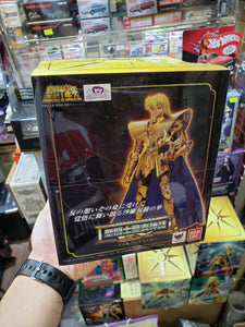 Saint Seiya Myth Gold Cloth Virgo Shaka Ex Figure Bandai 1st Edition - USED ( Free Shipping Worldwide !!! )
