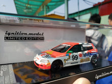 Load image into Gallery viewer, ig ignition  Model 1/43 Honda Civic EG6 Motion #99 ig1883 ( Free Shipping Worldwide  )