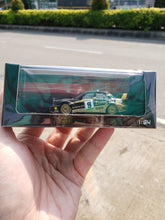 Load image into Gallery viewer, Poprace 1/64 Mercedes-Benz AMG 190E 2.5-16 Evolution II #9 1991 Macau Guia Race Klaus Ludwig