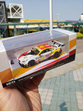 Load image into Gallery viewer, Tarmac Works 1/64 BMW M Motorsport FIA-GT World Cup #42 Team Schnitzer (GER) BMW M6 GT3 Augusto Farfus