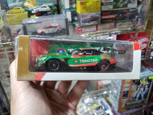 Load image into Gallery viewer, Spark 1/43 Craft Bamboo Tsingtao #77 Mercedes AMG GT3 Edoardo Mortara ( Free Shipping Worldwide )