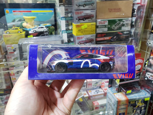 Spark 1/43 Craft Bamboo Evisu Aston Martin GT4 David Pun ( Free Shipping Worldwide )