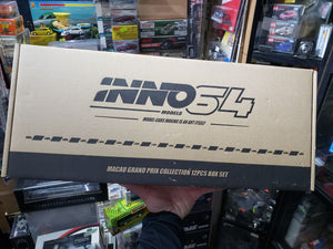 Inno64 Macau Grand Prix Collection 12Pcs Box Set