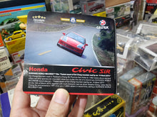 Load image into Gallery viewer, Tomica Limited Vintage Neo 1/64 Caltex x Tomytec Honda Civic EG6 SiR Thailand Guiness Record ( Free Shipping Worldwide )