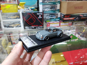 Model Collect 1/60 Diecast Cement Grey RWB RAUH-WELT BEGRIFF 930 Licensed Product