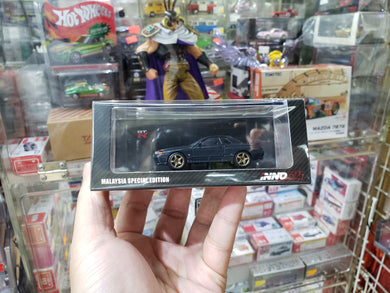 Inno64 Nissan Skyline GT-R R32 Full Carbon Malaysia Edition 1024 Pcs Only