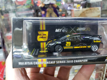 Load image into Gallery viewer, Inno64 Honda Civic FD2 Type R #23 Al Farouk MCS 2019 Champion Malaysia Edition 7xx Pcs Only