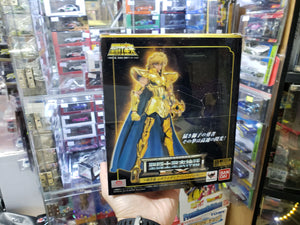 BANDAI Saint Seiya Cloth Myth EX Leo Aiolia Revival Edition USED Excellent Condition ( Free Shipping Worldwide !!! )
