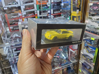 Model Collect 1/60 Porsche RWB 930 Yellow