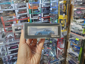 Model Collect 1/60 Porsche RWB 930 Blue