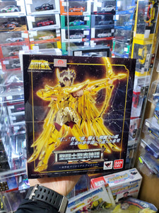 BANDAI SAINT SEIYA GOLD CLOTH MYTH EX SAGITTARIUS AIOLOS 1st Edition - Brand New ( Free Shipping Worldwide !!! )