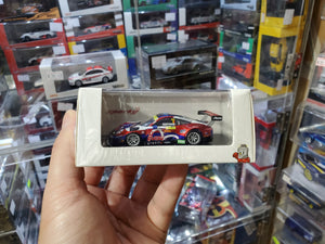Spark Model 1/64 Porsche GT3 R No.911 Craft Bamboo Racing EVISU