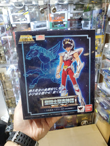 Bandai Saint Cloth Myth Ex Pegasus Seiya Newborn Bronze - USED in Excellent Condition( Free Shipping Worldwide !!! )