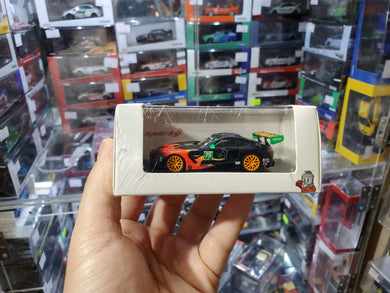 Spark Model 1/64 Y158 Mercedes AMG GT3 SunEnergy Racing No.75 Petit Le Mans 2017