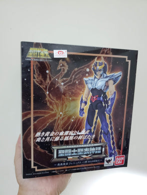 Cloth Myth EX Saint Seiya PHOENIX IKKI Newborn BRONZE BANDAI Used in Excellent Cond ( Free Shipping Worldwide !!! )