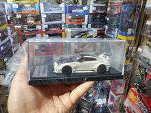 Load image into Gallery viewer, 1/43 Make Up LBWK LB Works Performance Nissan GTR R35 White 2020 Tokyo Auto Salon Exclusive ( Free Shipping Worldwide !!! )